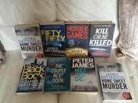 James Patterson paperbacks books