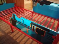 Thomas the tank toddler bed
