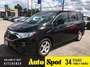 2012 Nissan Quest S/LOW, LOW KMS !/PRICED FOR A QUICK SALE !