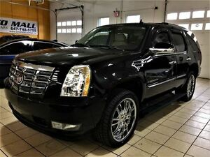 2007 Cadillac Escalade NAVIGATION+DVD ENTERTAINMENT+BOSE SOUND+C