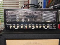 VOX NIGHT TRAIN NT50 VALVE AMP HEAD WITH FOOTSWITCH FOR SALE OR TRADE
