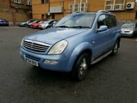 QUICK SALE WANTED☆☆☆REXTON 2.7 DIESEL AUTOMATIC 2005☆☆☆DRIVE PERFECT☆☆☆