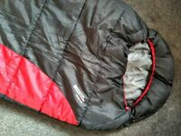 Summit 300 Sleeping Bag (like new) from Mountain Warehouse