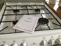 Freestanding New World Gas Cooker