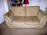 Two seater sofa - free to collector