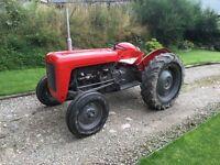 Massey Ferguson 35 23c 4 cylinder