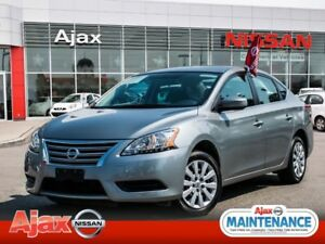 2014 Nissan Sentra 1.8 S*Low Kms*Accident Free