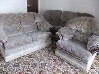 3 Piece Suite Comfort Guaranteed