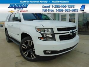 2018 Chevrolet Tahoe Premier 4WD *Assist steps! *Wireless chargi