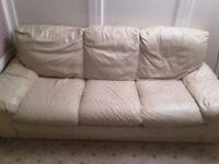 Free leather sofas
