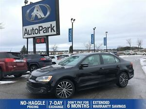 2013 Volkswagen Jetta 2.5L Sportline | Heated Leather | Sunroof