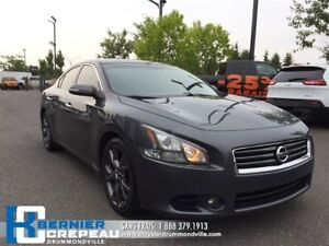 2013 Nissan Maxima SV **TOIT OUVRANT, CAMERA, CUIR + WOW**