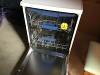 Bosch dishwasher, working but used.