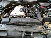 MERCDES C CLASS C180..2LT..PETROL..AUTO..GOOD CAR..DRIVES WELL..MOT TILL 22 OCT 2017..07930685160..