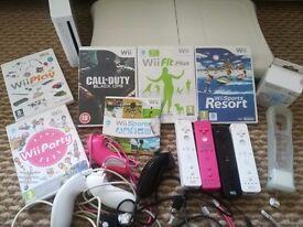 Nintendo Wii board games