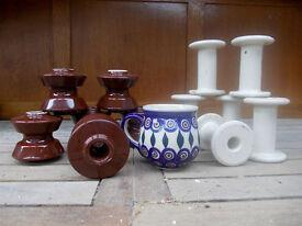 porcelain electric insulators