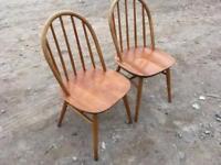 1960 centa chairs