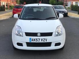 LOW INSURANCE GROUP SUZUKI SWIFT GL 1.3 MANUAL PETROL 5 DOOR HATCHBACK