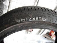 Nankang as1 strech euro split rim tyres tires 165 4515 L@@K BARGAIN Rota Jap Dub BARGAIN