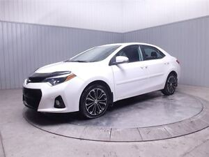 2014 Toyota Corolla S AC MAGS TOIT CUIR