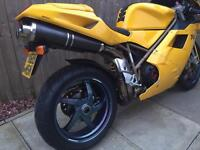 Ducati 748 w - cheapest online - collectors bike now