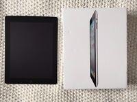 Apple iPad 2 64GB, Wi-Fi + 3G (Vodafone), 9.7in - Black in Box
