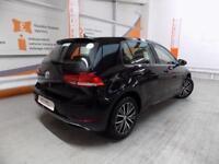 Volkswagen Golf SE TSI BLUEMOTION TECHNOLOGY DSG (black) 2017-11-21
