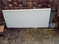 Single vec radiator