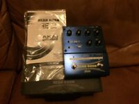 Akai Head Rush E2. Never used, with box, charger, original purchase receipt.
