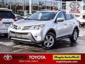 2015 Toyota RAV4 XLE AWD MOONROOF HEATED SEATS BACKUP CAM. BLUET