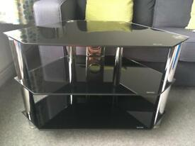 Glass Television Stand