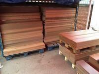 Free Pallets of laminate flooring b Grade And Scrap