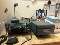 SOLD ICOM IC735 HF Transceiver for sale SOLD