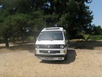 VW T25 Autosleeper Campervan