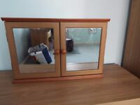 Pine Bathroom Cupboard/Cabinet