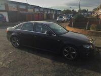 Audi A4 2.0tdi S-Line for sale, £8500 ONO