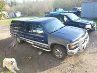 1994 gmc perfect for plow truck