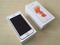 64Gb Brand New iPhone 6s Rose Gold (Vodafone)