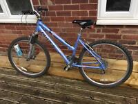 Ladies Claud Butler mountain bike