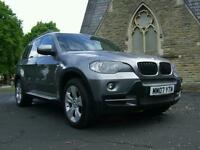 BMW X5 X5 D SE 5STR 4x4 Automatic 2007