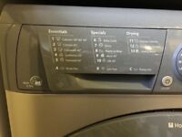 Hotpoint washer/dryer WDL540