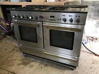 Rangemaster Toledo dual fuel oven/Hob