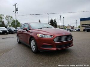 2014 Ford Fusion S-ONE OWNER-ACCIDENT FREE-LOW MONTHLY PAYMENTS