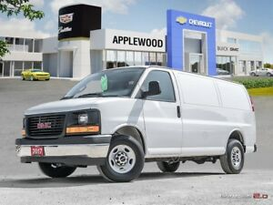 2017 GMC Savana 2500 Work Van 2500  SHORT WHEEL BASE CARGO VAN W