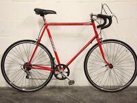 Vintage Men's & Ladies 80s 90s Racing Road Bikes - PEUGEOT RALEIGH DAWES - Reynolds Frames Restored