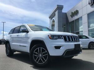 2017 Jeep Grand Cherokee LIMITED LEATHER, SUNROOF