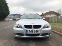2006 (56) BMW 320D Automatic estate full service history and 3 months warranty £3495