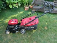 Mountfield SP474 petrol lawn mower