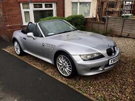 2000 BMW Z3 1.9 Petrol Roadster Convertible Excellent Example Classic