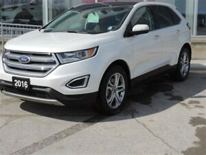 2016 Ford Edge Titanium - AWD $299.35 Bi-Weekly For 72 Months @